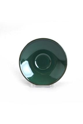 Keramika Zümrüt Çay Takımı 12 Parça 6 Kişilik 2