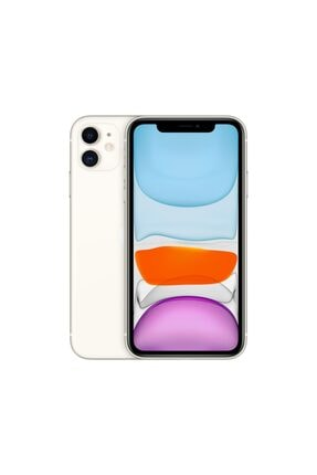 Apple iPhone 11 128GB Beyaz Cep Telefonu (Apple Türkiye Garantili) Aksesuarsız Kutu 0