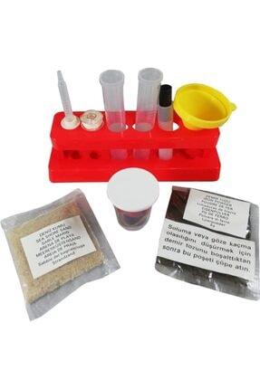 Hobi Eğitim Dünyası Tattha Deney Seti Kimya Eğitim Kiti 4