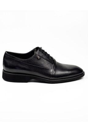 MARCOMEN Erkek Siyah Deri Klasik Ayakkabı .40 12229 1