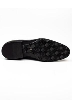 MARCOMEN Erkek Siyah Deri Klasik Ayakkabı .40 12229 4