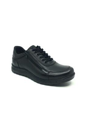 Taşpınar %100 Deri Erkek Kışlık Rahat Klasik Ayakkabı 40-44 0