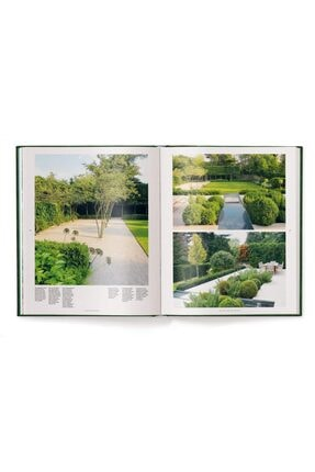TENEUES Garden Design Review: Best Designed Gardens And Parks On The Planet Hardcover - Kitap 2
