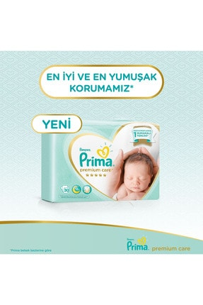 Prima Bebek Bezi Premium Care 6 Beden 93 Adet Aylık Fırsat Paketi 4