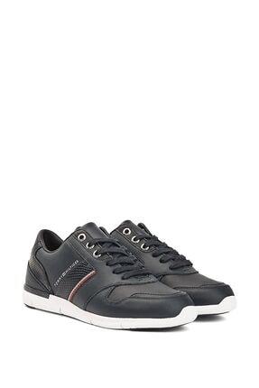 Tommy Hilfiger Kadın Lacivert Corporate Lightweight Sneaker Fw0fw05244 0