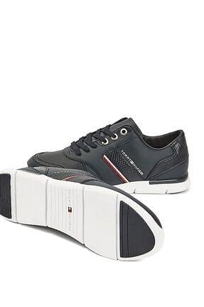 Tommy Hilfiger Kadın Lacivert Corporate Lightweight Sneaker Fw0fw05244 3