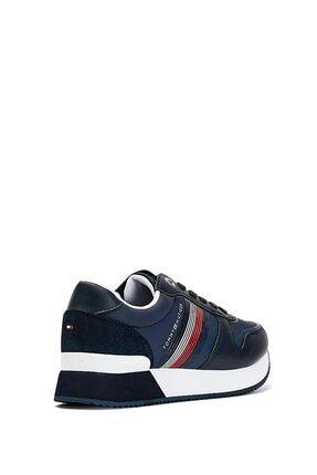 Tommy Hilfiger Kadın Lacivert Active City Sneaker Fw0fw05011 2