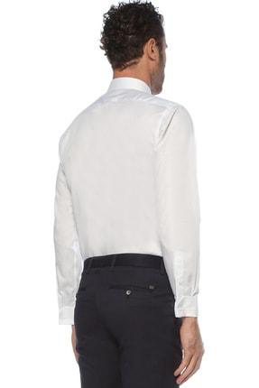 Network Erkek Beyaz Non Iron Beyaz Gömlek 1075276 2