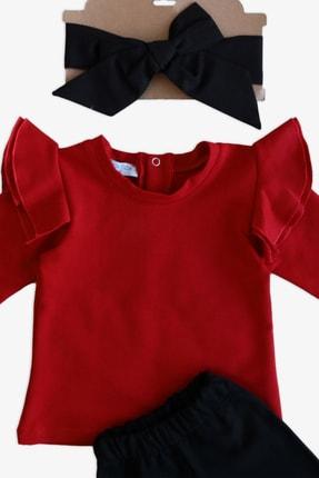 Parla Kids Kız Bebek Kırmızı Coco Ispanyol Takım 1