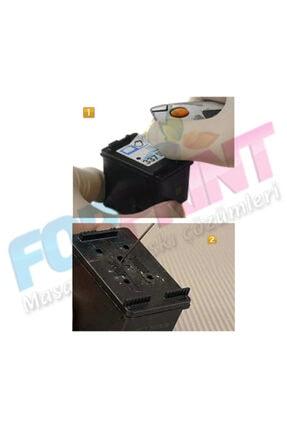 FORPRİNT Hp Deskjet 2710/hp 2720 Yazıcı Uyumlu Hp 305 Kartuş Dolum Seti 4x100ml 2