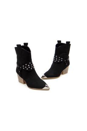Milioon Kadın Siyah Ayakkabı 11tt 2