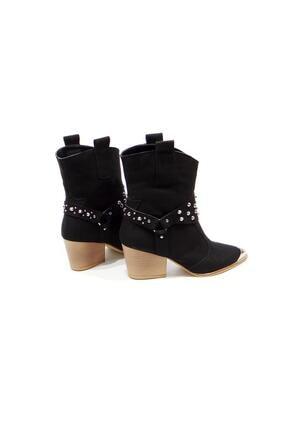 Milioon Kadın Siyah Ayakkabı 11tt 3