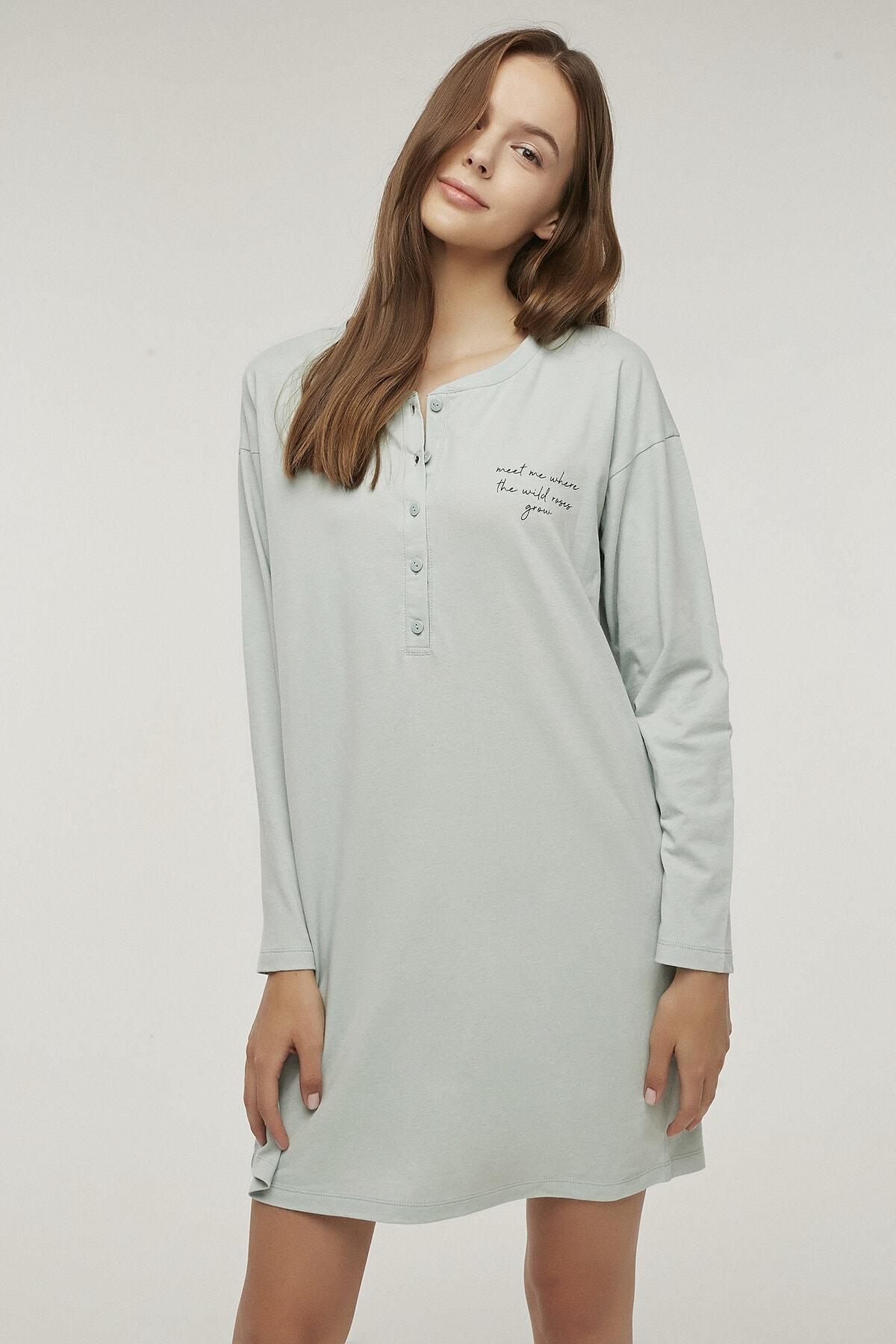 Penti Kadın Magnolia Blue Elbise 1