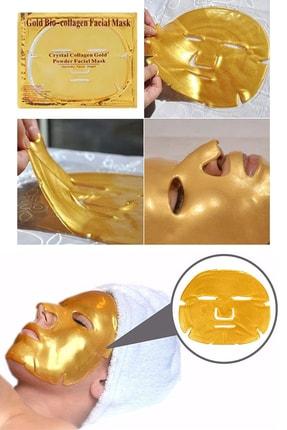 Xolo Fuşya Şarjlı Yüz Temizleme Cihazı + Gold Bio Collagen Altın Yüz Maskesi 8133458903571 2