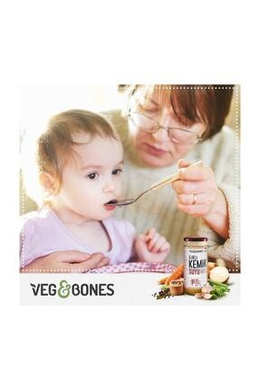 Veg&Bones İlikli Dana Kemik Suyu 480 ml 2