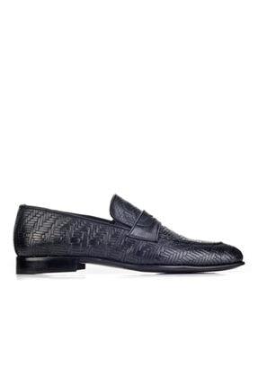 Cabani Erkek Siyah Hakiki Deri Klasik Ayakkabı 0KEP02AY003700 1