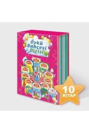 Mercek Yayıncılık Öykü Bahçesi Dizisi 10 Kitap 0