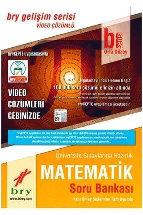 Birey Eğitim Yayınları B Serisi Orta Düzey Matematik Soru Bankası 0