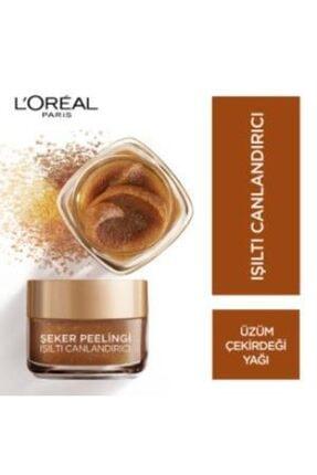 L'Oreal Paris L'oréal Paris Şeker Peelingi Işıltı Canlandırıcı 1