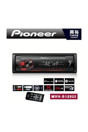 Pioneer Pıoneer Mvh-s125uı 2 Amfi Çıkışlı Oto Teyp-kumandalıdır 0