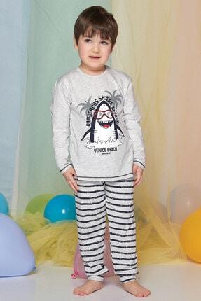 تصویر از Erkek Çocuk Baskılı Pijama Takım