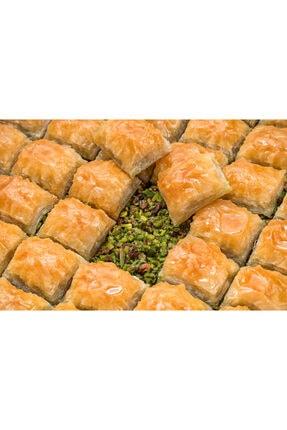 Hüseyinoğlu Baklava&Börek Antep Fıstıklı Baklava 2.2 Kg. Tepsi 0