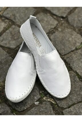 FREEFOUR Hakiki Deri Günlük Rahat Kadın Ayakkabı 0