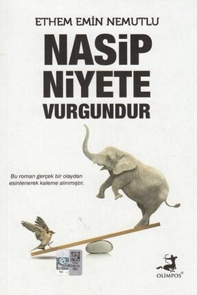 Olimpos Yayınları Nasip Niyete Vurgundur - Özel Boy 0
