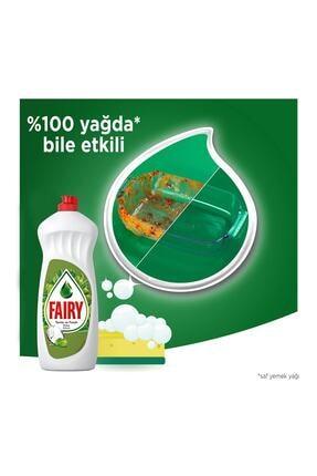 Fairy 650 ml Sıvı Bulaşık Deterjanı Elma 4