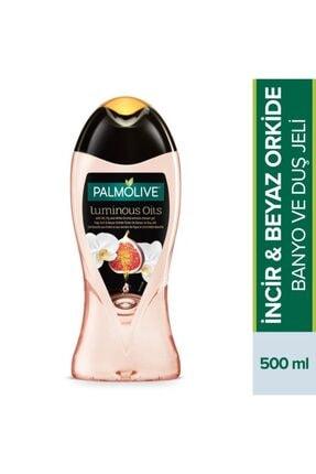Palmolive Luminous Oils Beyaz Orkide & Incir Duş Jeli 500 Ml 0