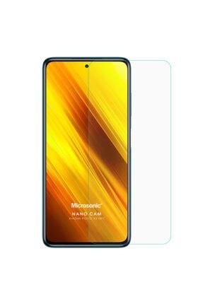 Microsonic Xiaomi Poco X3 Nfc Nano Glass Cam Ekran Koruyucu 1