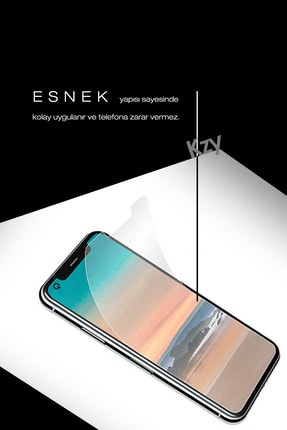 KZY İletişim Samsung Galaxy M31 Nano Ekran Koruyucu Kırılmaz Esnek Cam 1