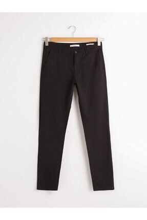 LC Waikiki Erkek Yeni Siyah Pantolon S13073Z8 0