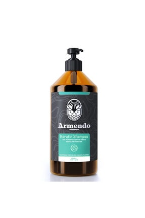 Armendo Keratinli Saç Bakım Şampuanı Ve Keratin Saç Maskesi Seti 1
