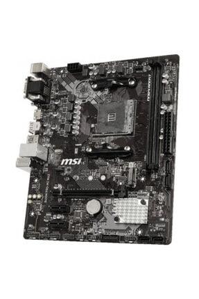 MSI B450M PRO-M2 Max AMD B450 3200MHz DDR4 mATX Anakart 2