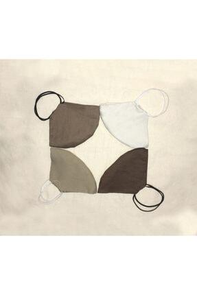 Tat 3 Paket Domates Rendesi  Yıkanabilir Bez Maske  Makarna  Islak Mendil 2