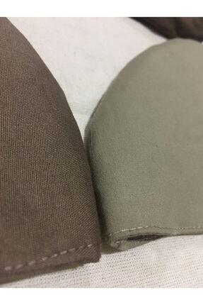 Tat 3 Paket Domates Rendesi  Yıkanabilir Bez Maske  Makarna  Islak Mendil 3