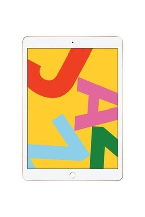 "Apple Ipad 7. Nesil Wifi Mw762tu/a 32 Gb 10.2"" Tablet Altın 0"