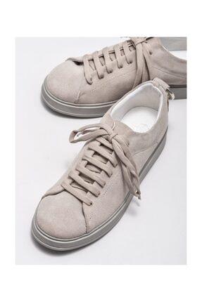 Elle Gri Kadın Spor Ayakkabı 2