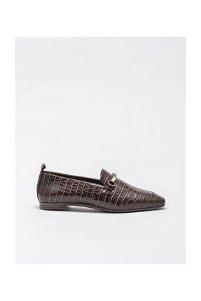 Elle Crossan Kadın Loafer Ayakkabı 20KCYY35-19-105 0