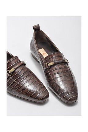 Elle Crossan Kadın Loafer Ayakkabı 20KCYY35-19-105 2