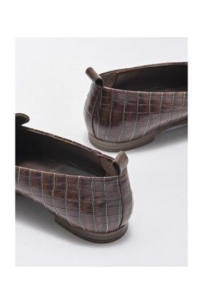 Elle Crossan Kadın Loafer Ayakkabı 20KCYY35-19-105 3
