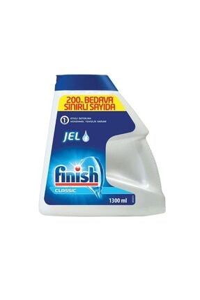 Finish Jel Bulaşık Makinesi Deterjanı 1300 ml 0