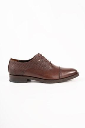 MARCOMEN Erkek Kahverengi Hakiki Deri Ayakkabı 0