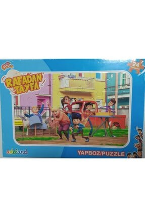 ADELAND Trt Çocuk Rafadan Tayfa 24 Parça Yapboz (puzzle) 0