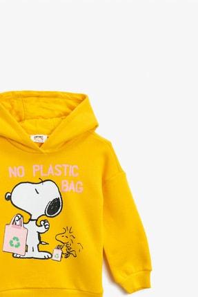 Koton Hardal  Kız Çocuk Sweatshirt 2