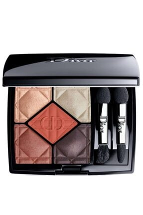 Dior 5 Couleurs Eyeshadow Palette 767 Inflame Far Paleti 0