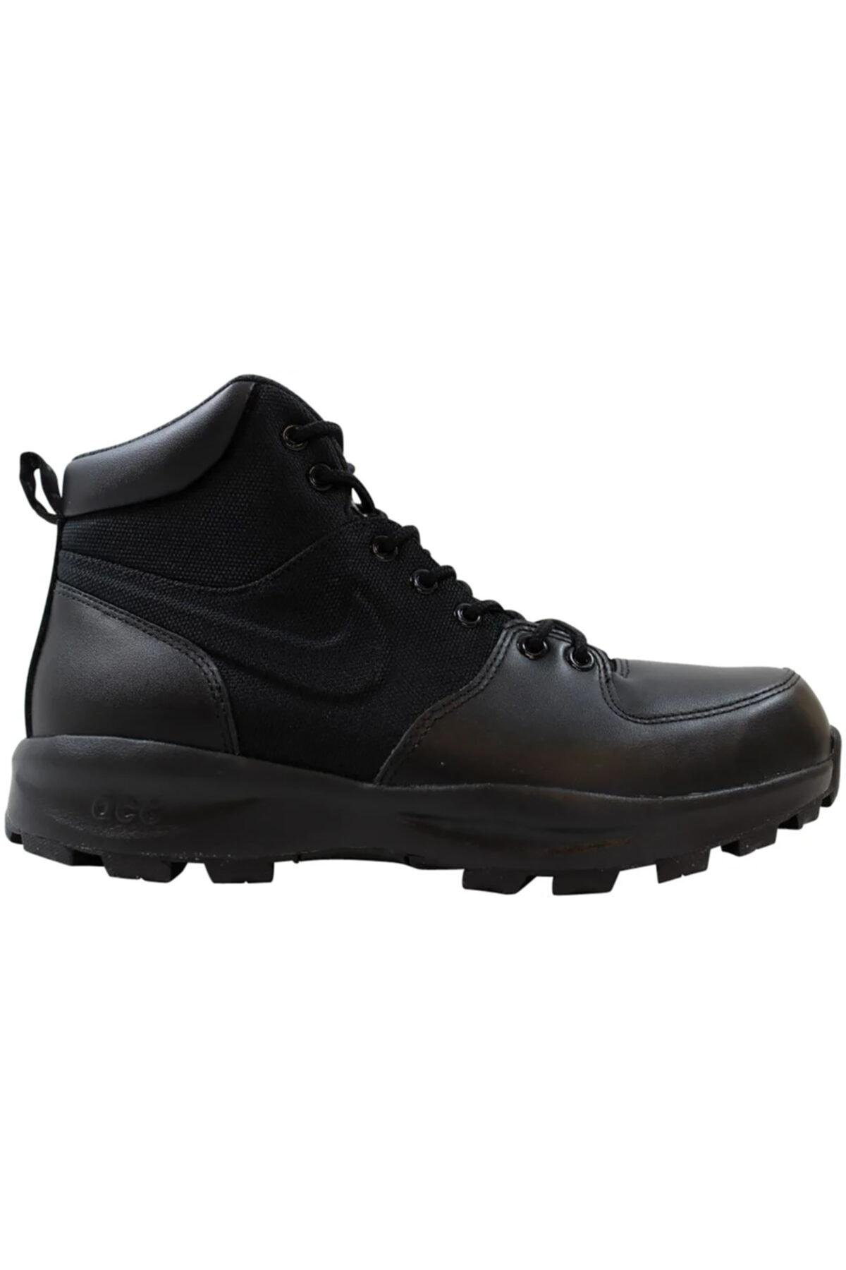 Erkek Siyah Manoa Leather Bot 456975-001