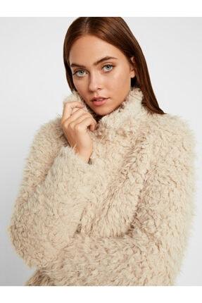 Vero Moda Kadın Taş Suni Kürk 10217012 VMJAYLAMEG 10217012 0