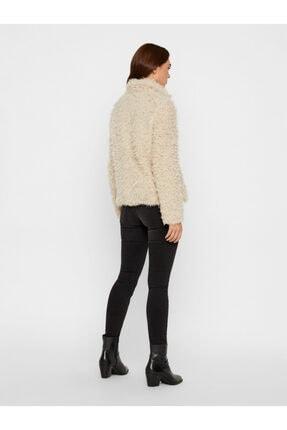 Vero Moda Kadın Taş Suni Kürk 10217012 VMJAYLAMEG 10217012 4